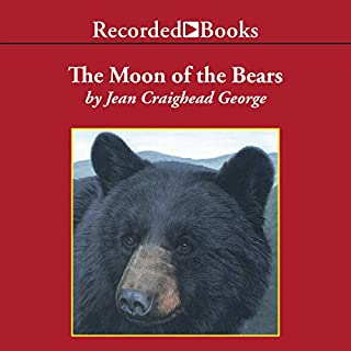 The Moon of the Bears audiobook cover art