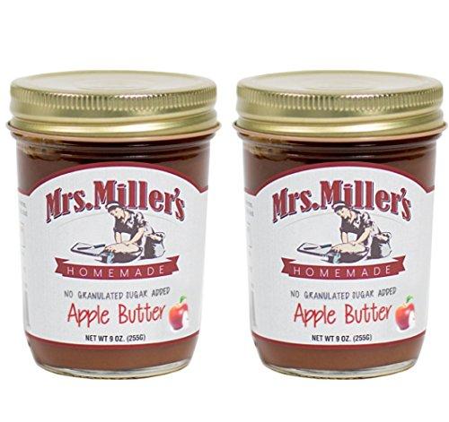 Mrs. Miller'sHomemade Apple Butter