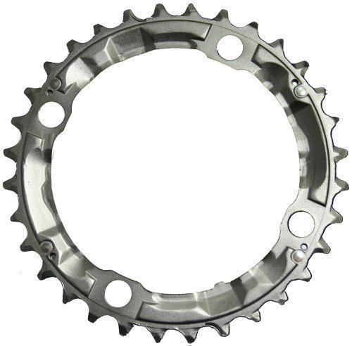 SHIMANO Deore Middle 32T Chainring in Silver FCM510 Crankset