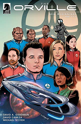 The Orville - New Beginnings (1) [Kindle-Edition]