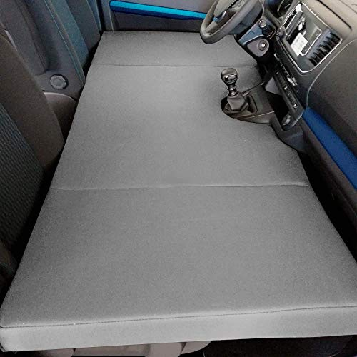 Colchón Plegable Cama Delantera Peugeot Traveller, Citroen Jumpy SpaceTourer, Toyota Proace II (+2016)