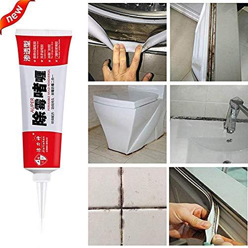Harddo Schimmelverwijderaar, gel, huishouden, schimmelverwijderaar, effectieve muur, zwart, schimmelverwijderaar, diep onderaan wandreiniger, voor thuis, keuken, badkamer reiniging