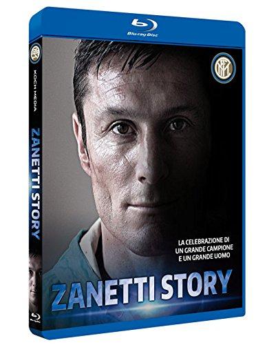 Zanetti Story (1 BLU RAY + 1 DVD)