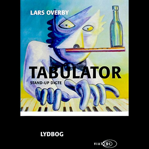 Tabulator audiobook cover art