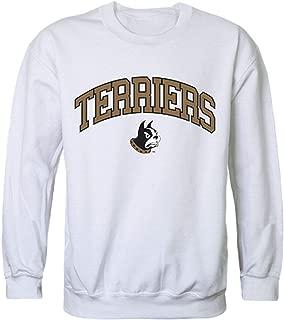 Wofford College Campus Crewneck Pullover Sweatshirt Sweater White