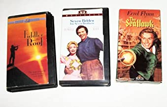 Musical Classic Video Collection #2 (3 Pk): Seven Brides for Seven Brothers; Fiddler on the Roof; Camelot