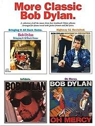 Partition : Bob Dylan More Classic P/V/G