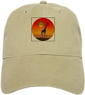 Giraffe South Africa Baseball Cap