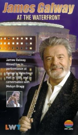 James Galway: At The Waterfront [VHS]