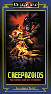 Creepozoids [VHS]