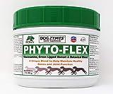 Dogzymes Phyto Flex - Glucosamine, Chondroitin, MSM and Hyaluronic Acid… (1 Pound)