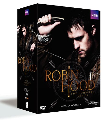 Big Sale Robin Hood: The Complete Series