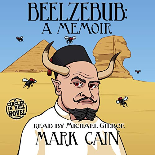 『Beelzebub: A Memoir』のカバーアート
