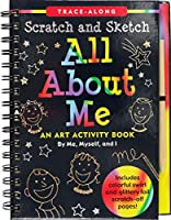 Scratch & Sketch All About Me: Trace Along