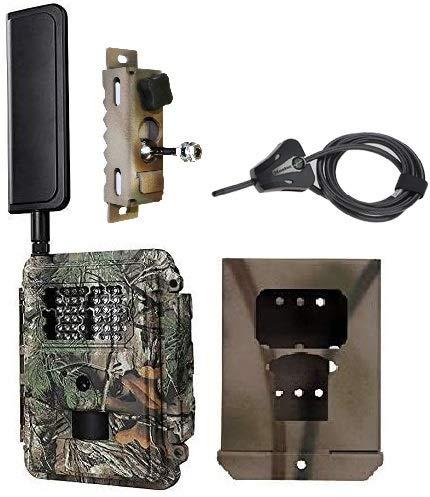 Great Price! Spartan (GC-VCTi) Verizon IR - Deluxe Pkg (Camera,Box,Lock & Swivel Mount)