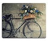 General Antiguo Bicicletas Flores Cesta Vista ratón Almohadillas