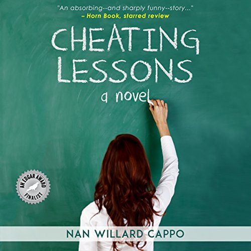 Cheating Lessons audiobook cover art
