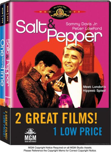 One More Time / Salt & Pepper