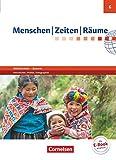 Menschen-Zeiten-Räume 6. Jahrgangsstufe- Mittelschule Bayern - Schülerbuch: Arbeitsbuch für Geschichte/Politik/Geographie