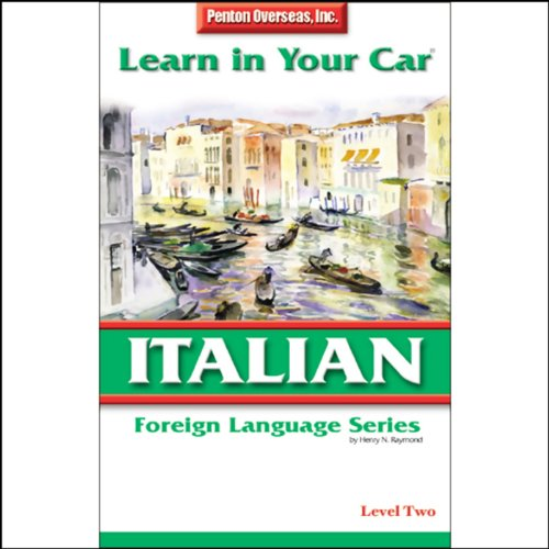Learn in Your Car: Italian, Level 2 audiobook cover art