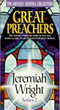 Great Preachers:Jeremiah Wright VHS