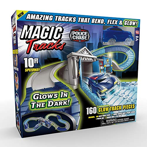 Ontel Magic Tracks Police Chase Glow in...