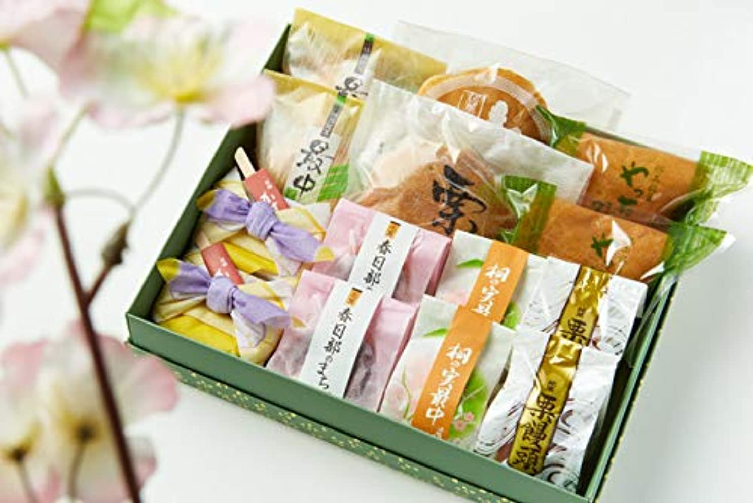 光沢比べるコンピューター【Amazon限定商品】和菓子詰合せ(14個入)