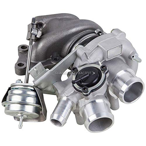 Left Driver Side Turbo Turbocharger For Ford F150 F-150 3.5L EcoBoost V6 2010 2011 2012 - BuyAutoParts 40-30671AN New