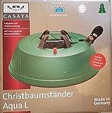 Christbaumständer Aqua, Fußpedal mit Hebelsicherung, mit Wasserbehälter (2.00)
