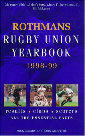 Rothman's Rugby League Year Book 1992-93