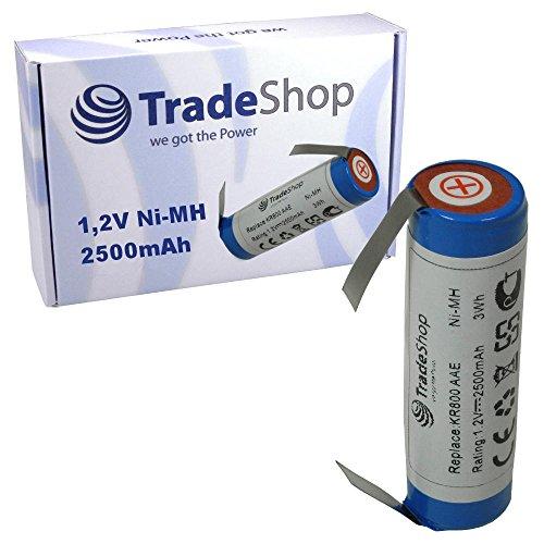 Trade-Shop Batería Ni-MH 1,2 V 2500 mAh para Wella Contura