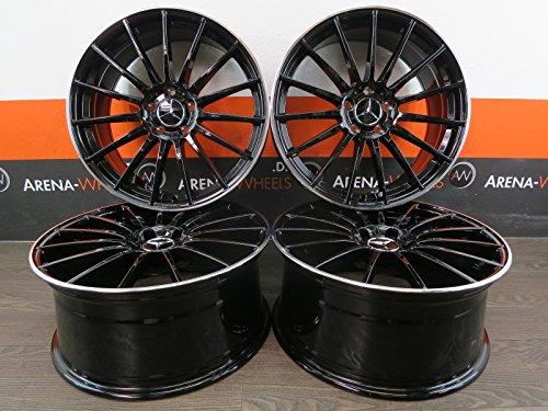 4 Alufelgen Ultra Wheels UA4-SPEED 18 Zoll passend für -SPEED -SPEED -SPEED -SPEED -SPEED A 176 AMG B 245 246 C 204 205 CLA GLA E Vito NEU