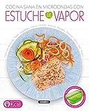 Cocina sana en microondas con estuche de vapor (El Rincón Del...