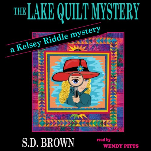 The Lake Quilt Mystery audiobook cover art