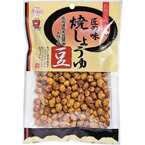 池田食品 匠の味 焼しょうゆ豆 115g ×12個