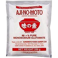 [ 200g ] AJI-NO-MOTO Mononatrium Glutamat / Geschmacksverstärker E621