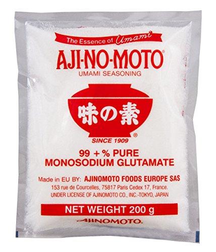 Ajinomoto Glutamato Monosódico Paquete de 1 x 200 Gr 200 g