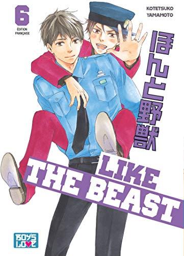 Like The Beast - Tome 06 - Livre (Manga) - Yaoi