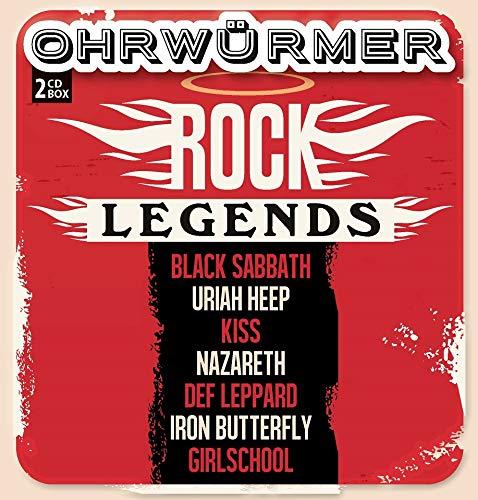 Ohrwürmer - Rock Legends