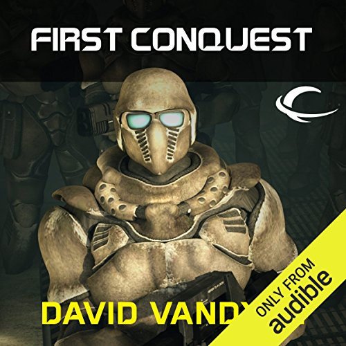 First Conquest cover art