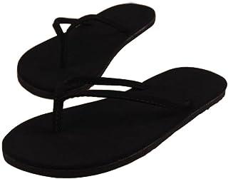 OHQ Sandalias De Mujer Sra. Chanclas Planas Café Negro Chanclas De Verano para Mujeres Zapatos Sandalias Zapatillas De Int...