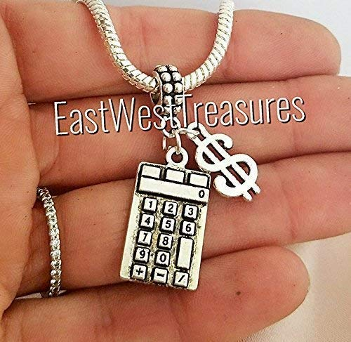 Charms for Bracelets and Necklaces Calculator Charm