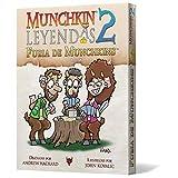 Edge Entertainment- Leyendas 2: Furia de Munchkins (EESJML02)