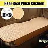 LBWNB Autoaccessoire Seat Cover Universal Fluff siège d'auto Avant arrière 6 Couleur Couvertures Mignon Coussin d'hiver Chaud Seat Cover Intérieur Accès Anti-poussière Accessoires de Voiture