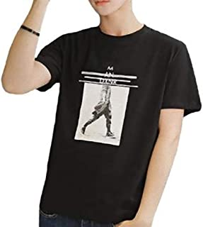 [ SmaidsxSmile(スマイズ スマイル) ] Tシャツ カットソー 半袖 インナー トップス イラスト プリント ロゴ メンズ