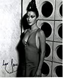 JANE SEYMOUR signed 007 LIVE AND LET DIE JAMES BOND...