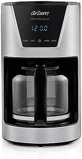 Arzum AR3081 Brewtime Delux Filtre Kahve Makinesi - Inox