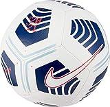Nike Unisex– Erwachsene Ptch-Fa20 Fußball, White/Blue Void/Bright Crimson, 4