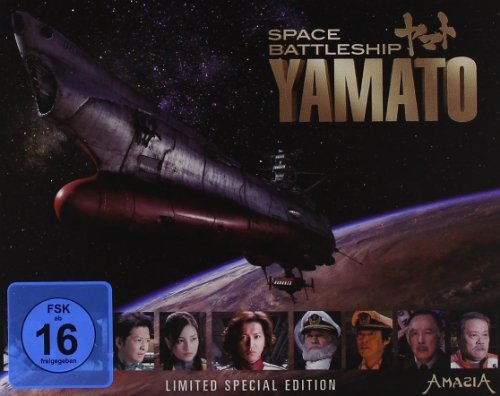Space Battleship Yamato (Limited Special Steelbook Edition) [Blu-ray]