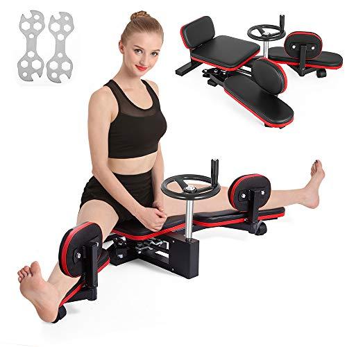 Product Image 4: Weanas Pro Leg Stretcher Machine 330LBS Leg Stretch Training Heavy Duty Stretching Machine Gym Gear Fitness Equipment